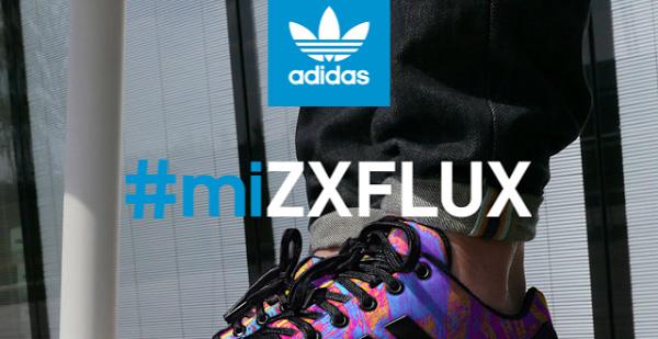 Shërbimin MiZX FLUX i Adidas, dizenjon atletet sipas dëshirës suaj