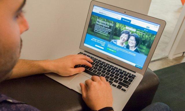 Qeveria amerikane ka hakuar faqen healthcare.gov për të parë nëse ajo është e sigurt