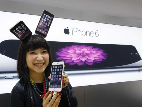 Studim: iPhone 6 Plus është më i preferuari në Azi