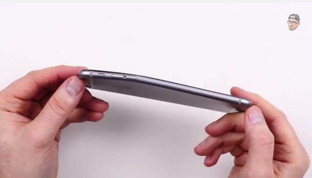 Apple mund të ketë rregulluar problemin me përthyerjen e iPhone 6 Plus