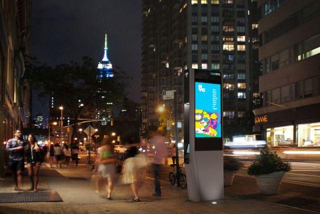 Në New York do ndërtohen 10.000 shtylla interneti që do të mundësojnë Wi-Fi falas