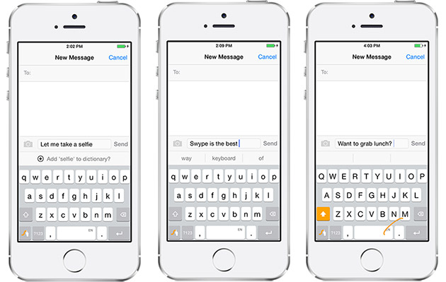 Tastiera Swype për iOS 8 shton mbështetjen për 16 gjuhë të reja dhe përdor dhe emoji