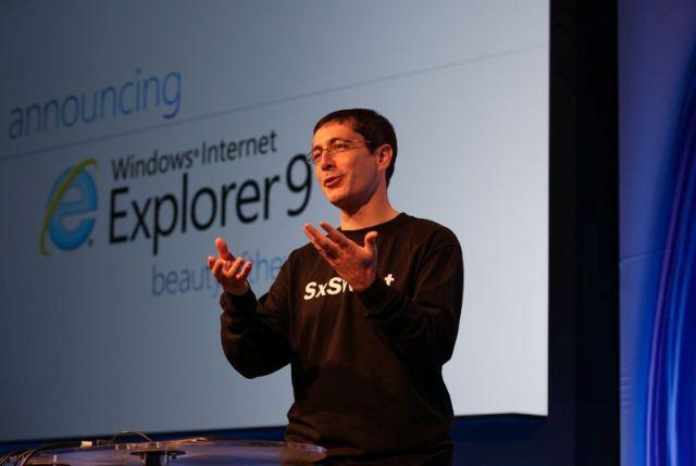Themeluesi i Internet Explorer jep dorëheqjen nga Microsoft