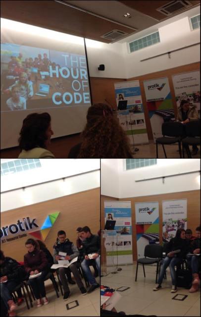 """""""Java e Edukimit në Shkenca Kompjuterike"""", Hour of Code edhe në Shqipëri"""