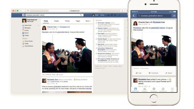 Metodologjia e re e kërkimit në Facebook mund të zbulojë përmbajtje të sikletshme nga e kaluara