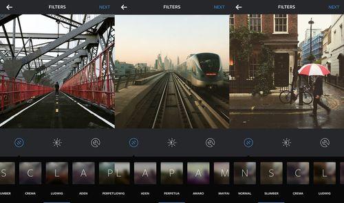 Instagram prezanton filtrat e rinj për fotografitë