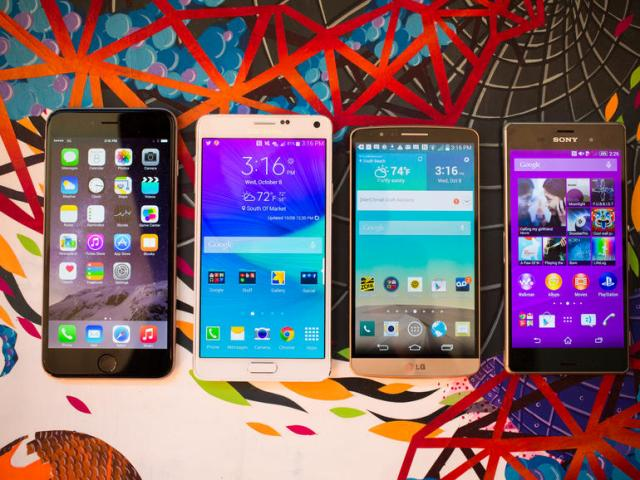 9 smartfonë që do ishin dhurata më e mire e fundvitit