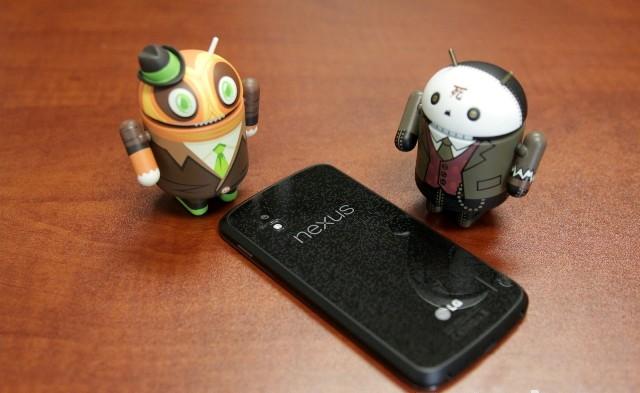 Përditësimi i Lollipop vjen me mangësi për Nexus 4