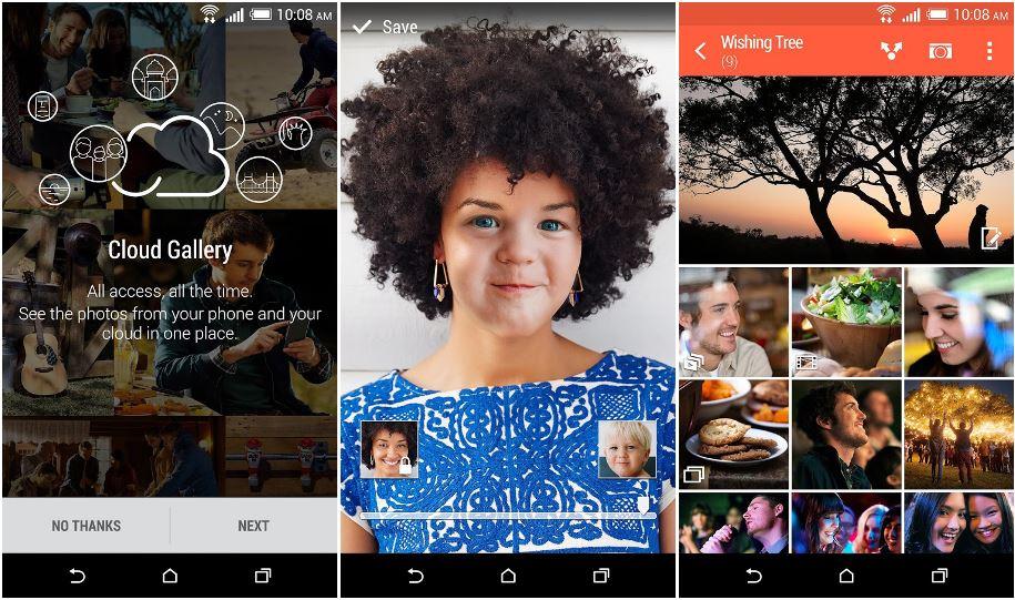 Aplikacioni HTC Gallery merr karakteristika të reja