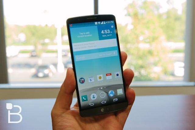 Vodafone sjell Android Lollipop 5.0 në telefonët LG G3 në Europë