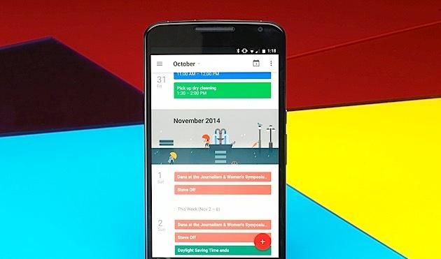 Lollipop nuk është duke lënë gjurmë në statistikat e përdorimit të sistemit Android