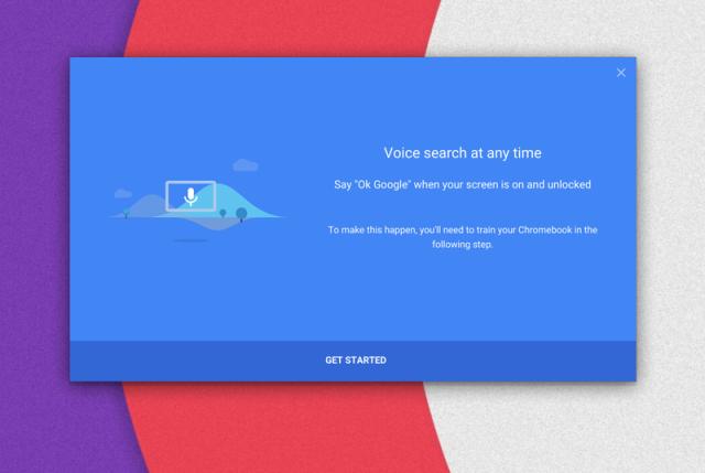 Google sjell komandat zanore dhe në Chromebook