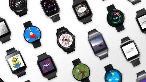 Google prezanton dizajnët e reja të orës inteligjente Android Wear në Play Store
