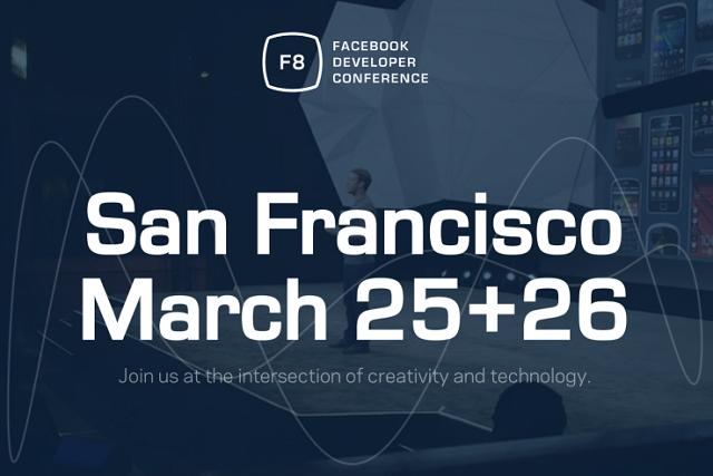 Konferenca e ardhshme f8 e Facebook do të mbahet në datat 25-26 mars 2015