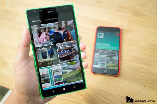 Flipboard për Windows Phone sjell mbështetje për telefonët me 512 MB RAM
