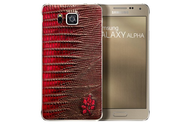 Samsung Galaxy Alpha vjen me dizajn të ri