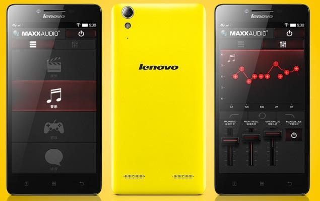 Lenovo lançon serinë e re të smartfonëve të quajtur K3