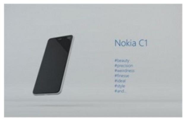 Nokia C1 mund të jetë smartfoni i ardhshëm me sistem operativ Android 5.0 Lollipop