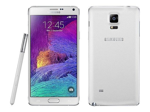 Samsung sjell smartfonin inovator Galaxy Note 4 S-LTE
