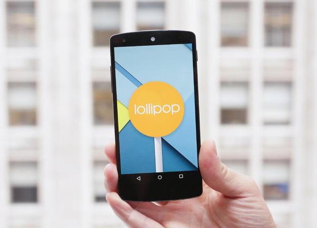 Disa nga veçoritë më të rëndësishme të Android Lollipop