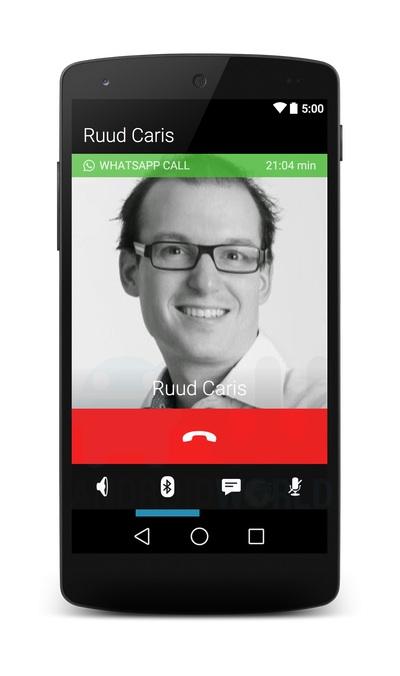 WhatsApp mund të sjellë telefonatat në aplikacion së shpejti