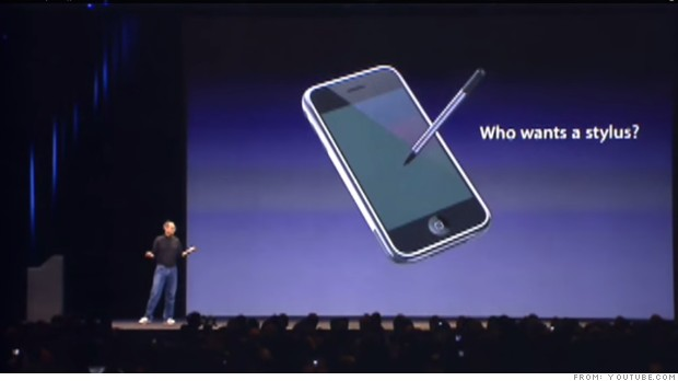 5 gjëra të cilat Steve Jobs ka thënë se Apple nuk do t'i bëjë kurrë, dhe në fakt po i bën.
