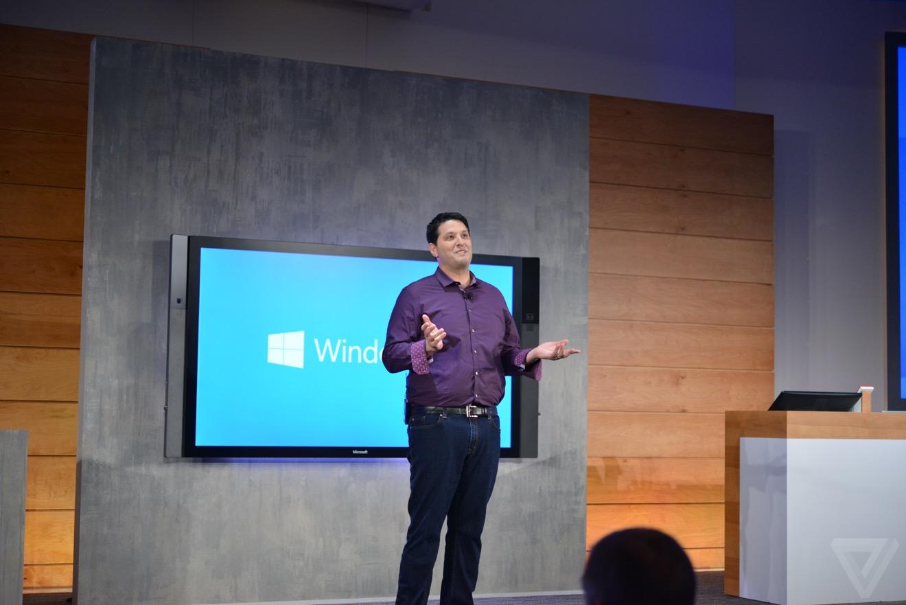 Microsoft Windows 10: Kapitulli i ri që starton tani (Live)