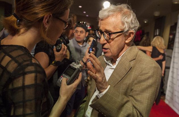 Amazon nënshkruan marrëveshje me Woody Allen për serialin e tij të parë televiziv
