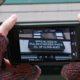 Testimit i aplikacionit të ri Google Translate në rrugët e New Yorkut