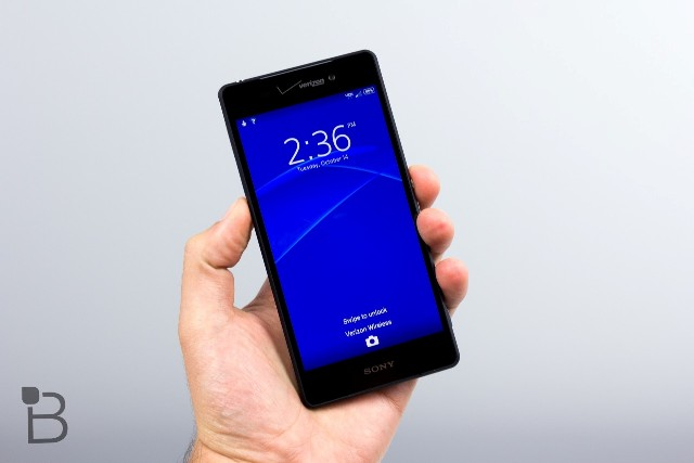 Vjen përditësimi i ri i Sony Xperia Z3V