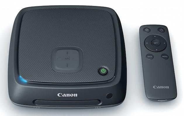 Canon ju mundëson ruajtjen e fotove dhe videove vetëm në një pajisje