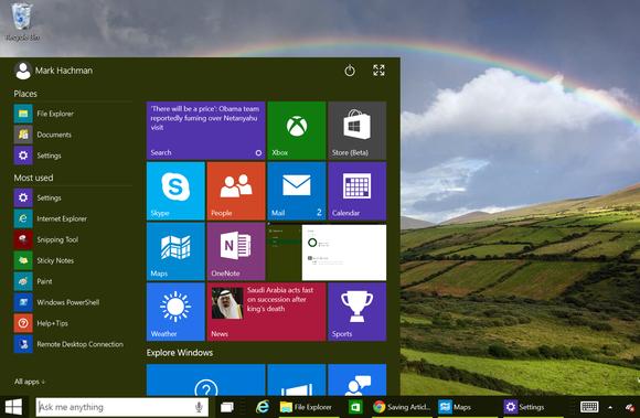 10 karakteristikat e reja të Windows 10 që duhet ti dini
