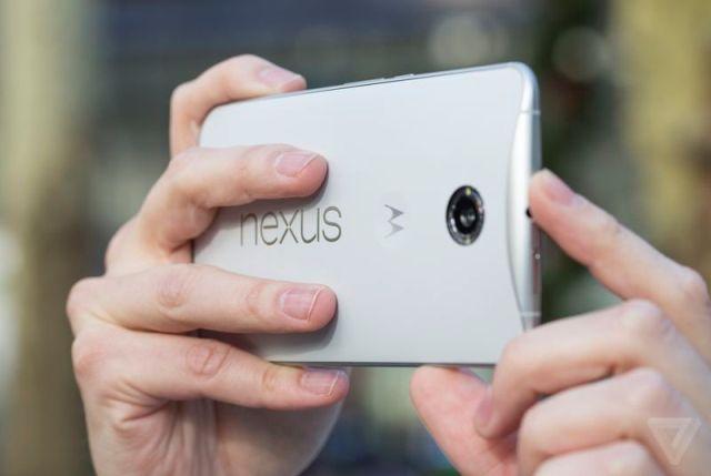 Nexus 6 ngeli pa një skaner të shenjave të gishtërinjve për shkak të Apple