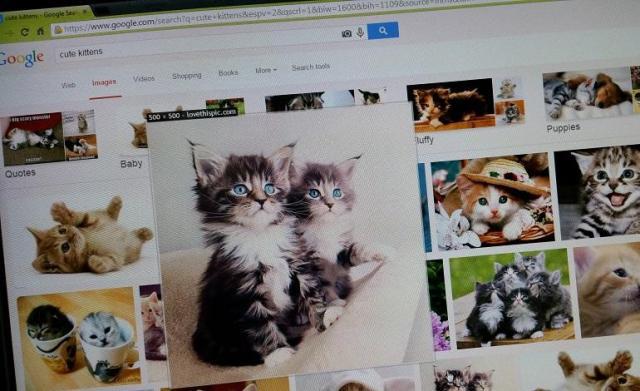 Ja sesi të zmadhoni imazhet në ueb pa qenë nevoja e klikimit të tyre