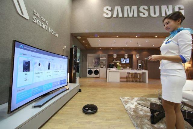 Televizori i ri inteligjent i Samsung do të përdorë sistemin operativ Tizen