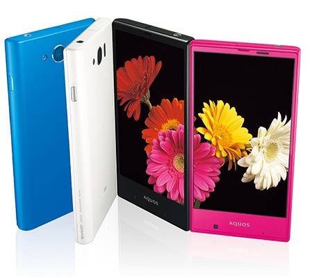 Sharp lancon telefonin Aquos Mini dhe Aquos K