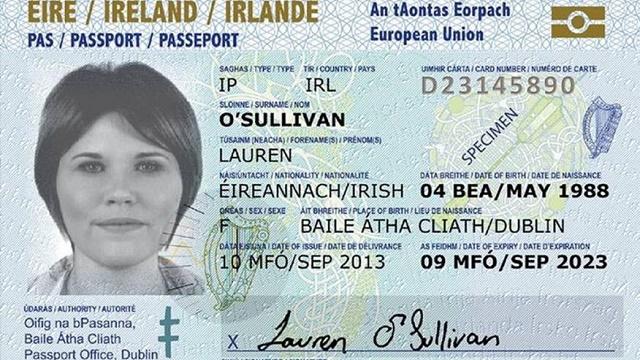 Në Irlandë, selfiet do të jenë pjesë e kartave të identitetit