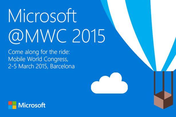Microsoft-MWC-invite