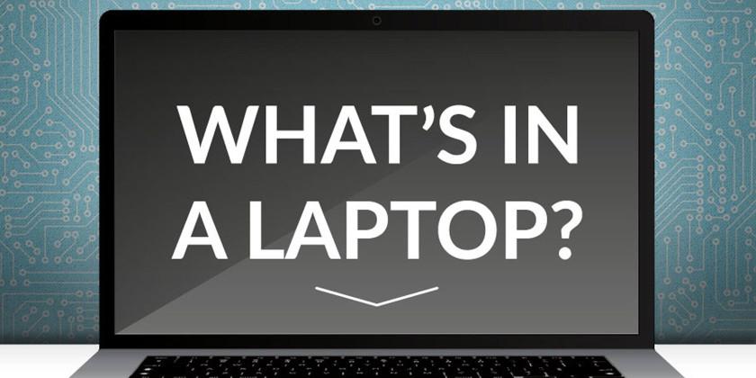 Çfarë gjendet në brendësi të laptopit tuaj ?