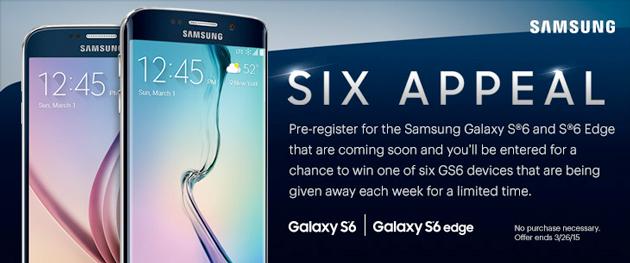 Publikohen imazhet zyrtare të Galaxy S6 dhe S6 Edge