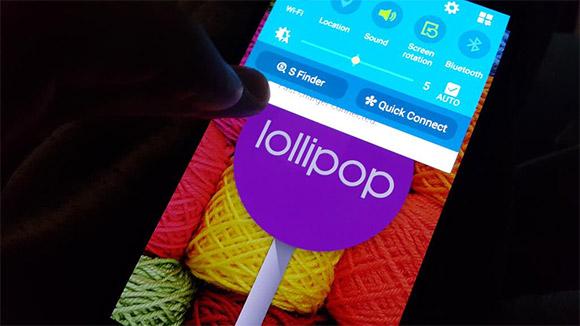 Android Lollipop i disponueshëm për të gjithë përdoruesit Europian të Galaxy Note 4