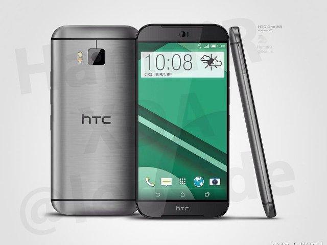 Publikohen foto të reja të modelit të ardhshëm HTC One M9