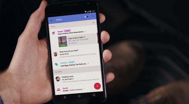 Aplikacioni Google Inbox i disponueshëm në desktop përmes Firefox dhe Safari