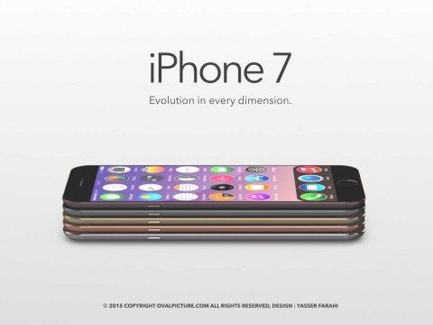 Ja sesi mund të ngjajë iPhone 7 në 2016