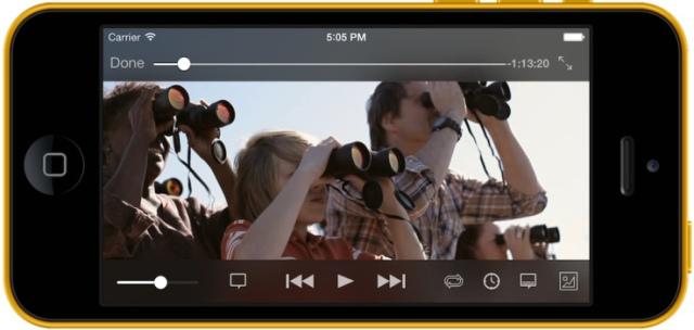 VLC Media Player rikthehet sërisht në App Store