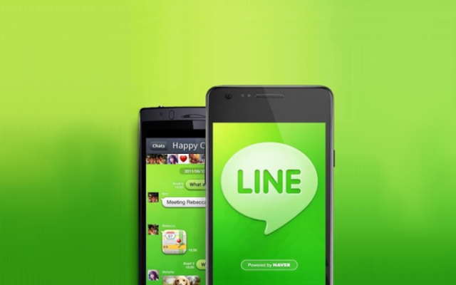line-free-messaging-app-india