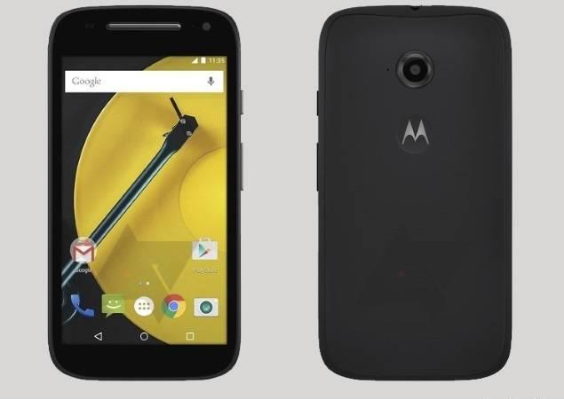 Motorola sjell Android Lollipop dhe 4G LTE në modelin Moto E 2015