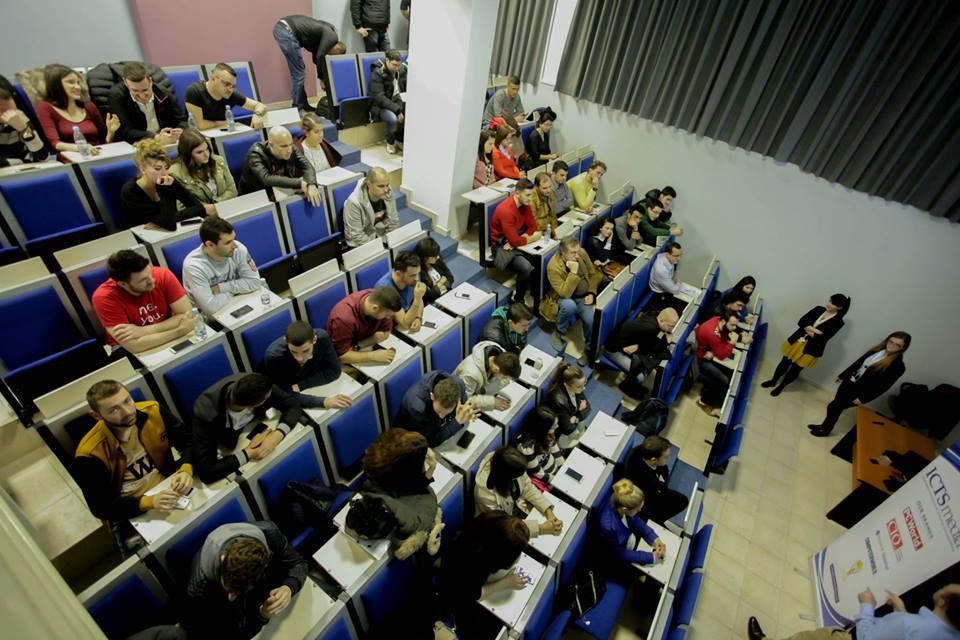 Universiteti i New York-ut në Tiranë priti ditën e sotme organizatorët e Albanian ICT Awards III