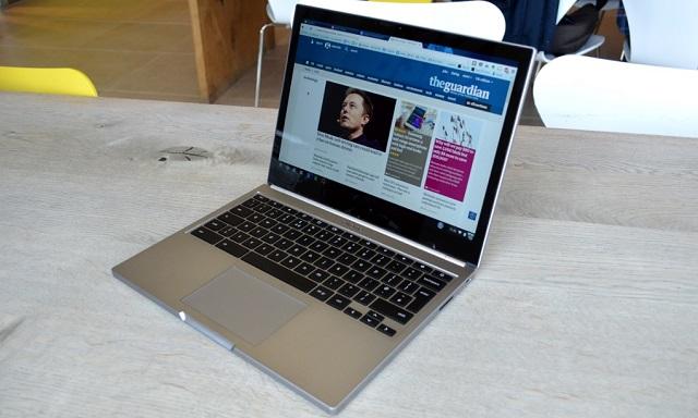 Një vështrim i detajuar mbi modelin e ri të laptopit Chromebook Pixel