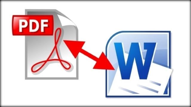 Ja se si të konvertoni një dokument PDF në Word